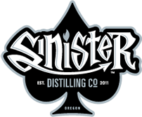 Sinister Distilling Co. Albany, Oregon