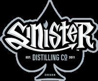 Sinister Distilling Co. Albany, Oregon
