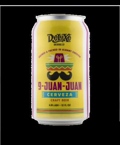 9-Juan-Juan Mexican Lager