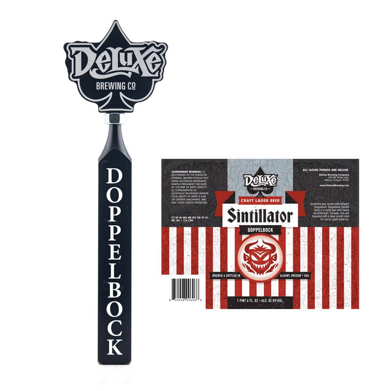 Deluxe Dopplebock Sintillator