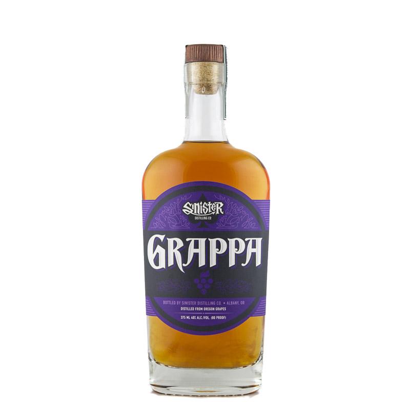 Sinister Grappa Brandy