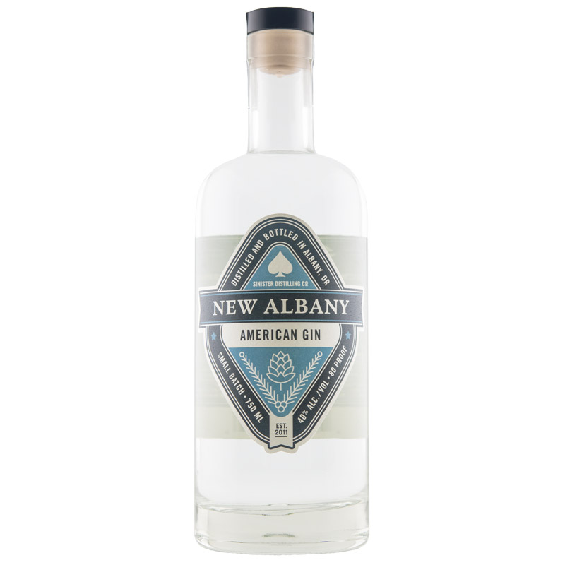 Sinister New Albany Gin